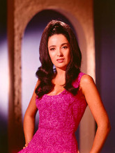 This is an image of 265939 Linda Cristal Photograph & Poster