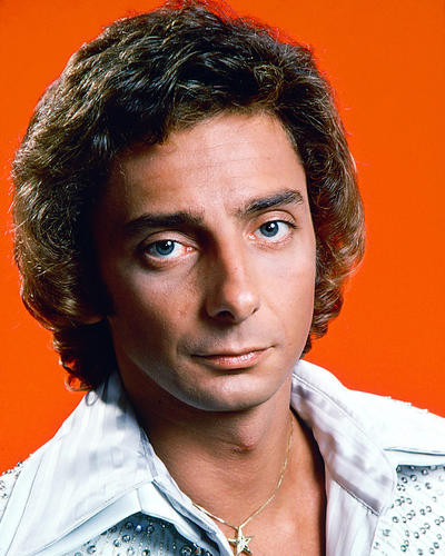 This is an image of 266436 Barry Manilow Photograph & Poster