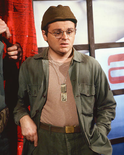 This is an image of 266287 Gary Burghoff Photograph & Poster