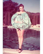 This is an image of 266480 Jean Peters Photograph & Poster
