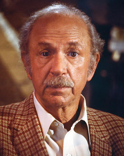This is an image of 266635 Jack Albertson Photograph & Poster