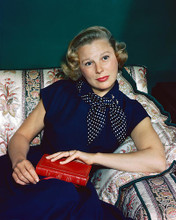 This is an image of 266662 June Allyson Photograph & Poster