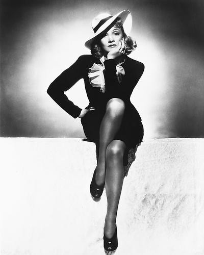 This is an image of 179518 Marlene Dietrich Photograph & Poster