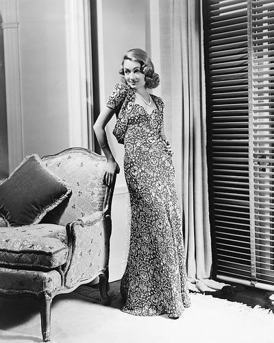 This is an image of 179474 Constance Bennett Photograph & Poster