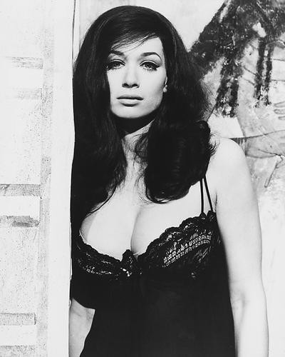 This is an image of 179748 Valerie Leon Photograph & Poster