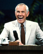 This is an image of 267264 Johnny Carson Photograph & Poster