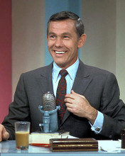 This is an image of 267267 Johnny Carson Photograph & Poster