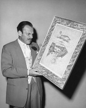 This is an image of 180282 Terry-Thomas Photograph & Poster