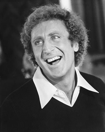 This is an image of 180339 Gene Wilder Photograph & Poster