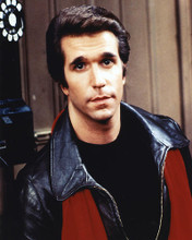 This is an image of 267565 Henry Winkler Photograph & Poster
