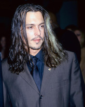 This is an image of 270016 Johnny Depp Photograph & Poster
