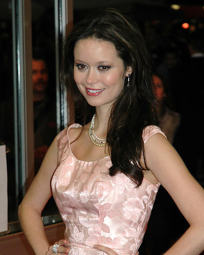 This is an image of 268133 Summer Glau Photograph & Poster