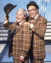 This is an image of 269798 Eric Morecambe & Ernie Wise Photograph & Poster