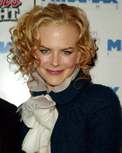This is an image of 271079 Nichole Kidman Photograph & Poster