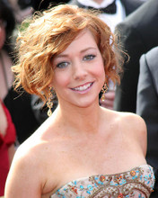 This is an image of 269659 Alyson Hannigan Photograph & Poster