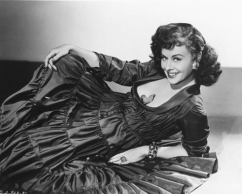 This is an image of 179293 Paulette Goddard Photograph & Poster