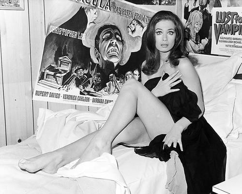 This is an image of 179749 Valerie Leon Photograph & Poster