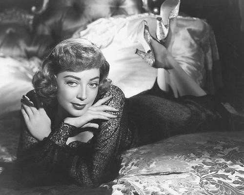 This is an image of 180346 Marie Windsor Photograph & Poster