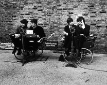 This is an image of 186072 A Hard Day's Night Photograph & Poster