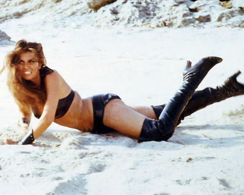 This is an image of 265066 Caroline Munro Photograph & Poster