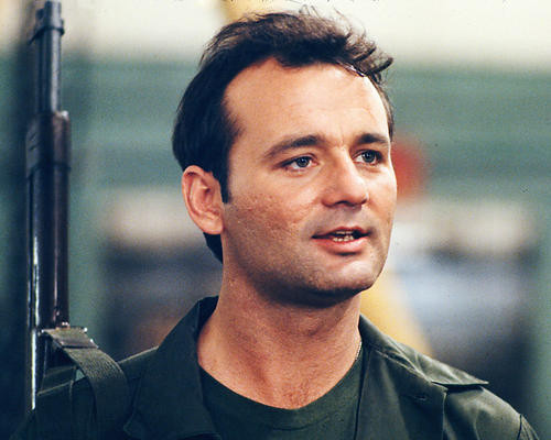 This is an image of 265083 Bill Murray Photograph & Poster