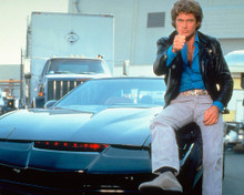 This is an image of 266048 Knight Rider Photograph & Poster