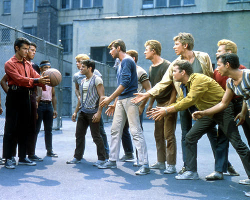 This is an image of 266196 West Side Story Photograph & Poster