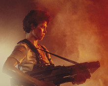 This is an image of 266243 Sigourney Weaver Photograph & Poster