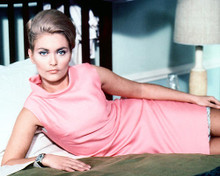 This is an image of 266754 Alexandra Bastedo Photograph & Poster