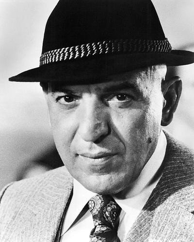 This is an image of 194555 Telly Savalas Photograph & Poster