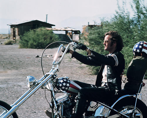 This is an image of 284078 Easy Rider Photograph & Poster