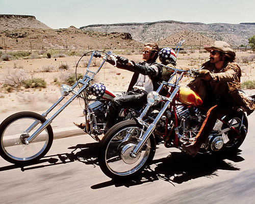 This is an image of 284079 Easy Rider Photograph & Poster
