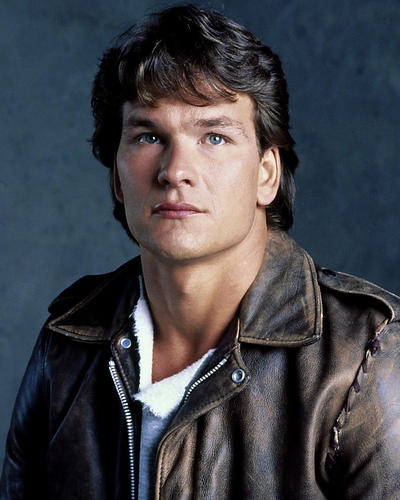 This is an image of 284099 Patrick Swayze Photograph & Poster