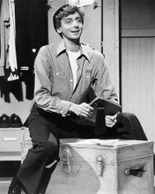This is an image of 194276 Barry Manilow Photograph & Poster