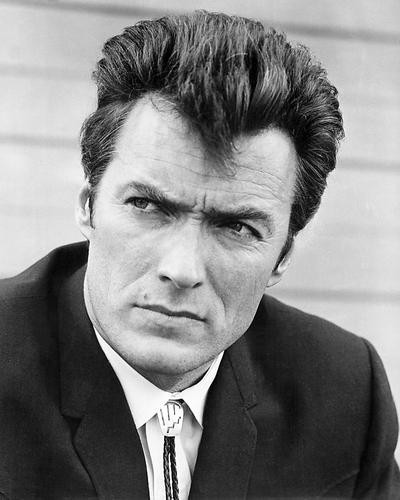 This is an image of 194387 Clint Eastwood Photograph & Poster