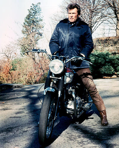 This is an image of 283858 Clint Eastwood Photograph & Poster