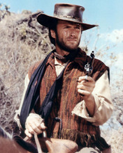 This is an image of 283861 Clint Eastwood Photograph & Poster