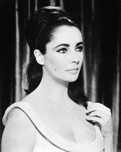 This is an image of 194413 Elizabeth Taylor Photograph & Poster