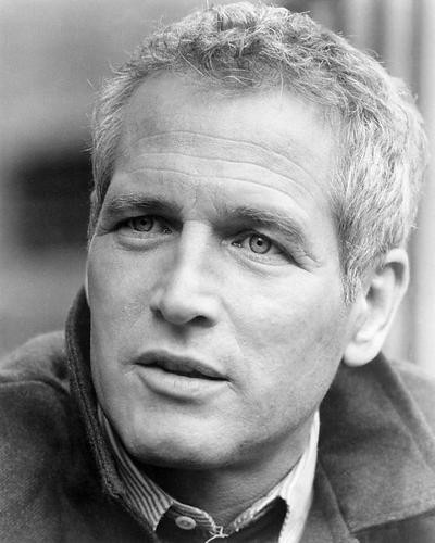 This is an image of 194442 Paul Newman Photograph & Poster