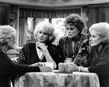 This is an image of 194345 The Golden Girls Photograph & Poster