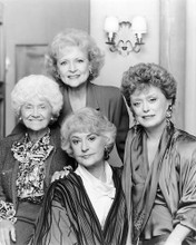 This is an image of 194346 The Golden Girls Photograph & Poster