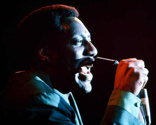 This is an image of 283634 Otis Redding Photograph & Poster