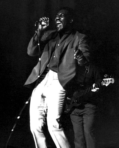 This is an image of 193574 Otis Redding Photograph & Poster