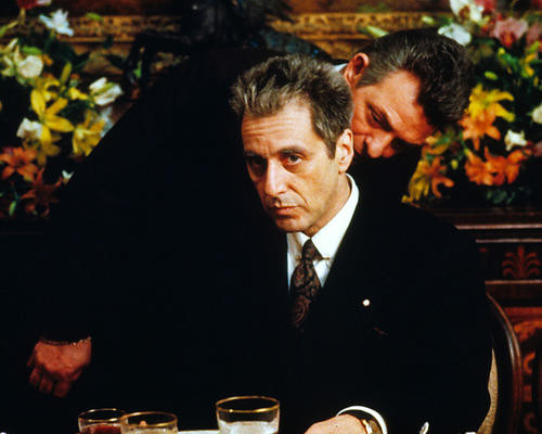 This is an image of 283678 Al Pacino Photograph & Poster