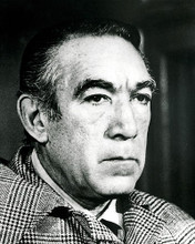 This is an image of 193584 Anthony Quinn Photograph & Poster