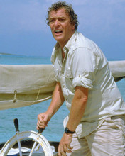 This is an image of 283777 Michael Caine Photograph & Poster