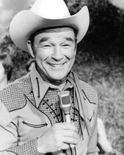 This is an image of 193630 Roy Rogers Photograph & Poster