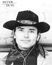 This is an image of 193650 Pete Duel Photograph & Poster
