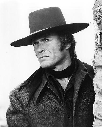This is an image of 193669 Clint Eastwood Photograph & Poster
