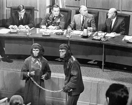 This is an image of 193711 Escape from the Planet of the Apes Photograph & Poster